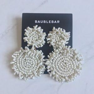 Baublebar Rianne Ivory Drop Earrings